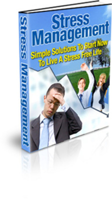 Product picture Stress Management-Learn how to become stress-free!