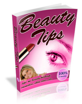 Product picture Health and beauty tips-tips on beauty, makeup, skin care